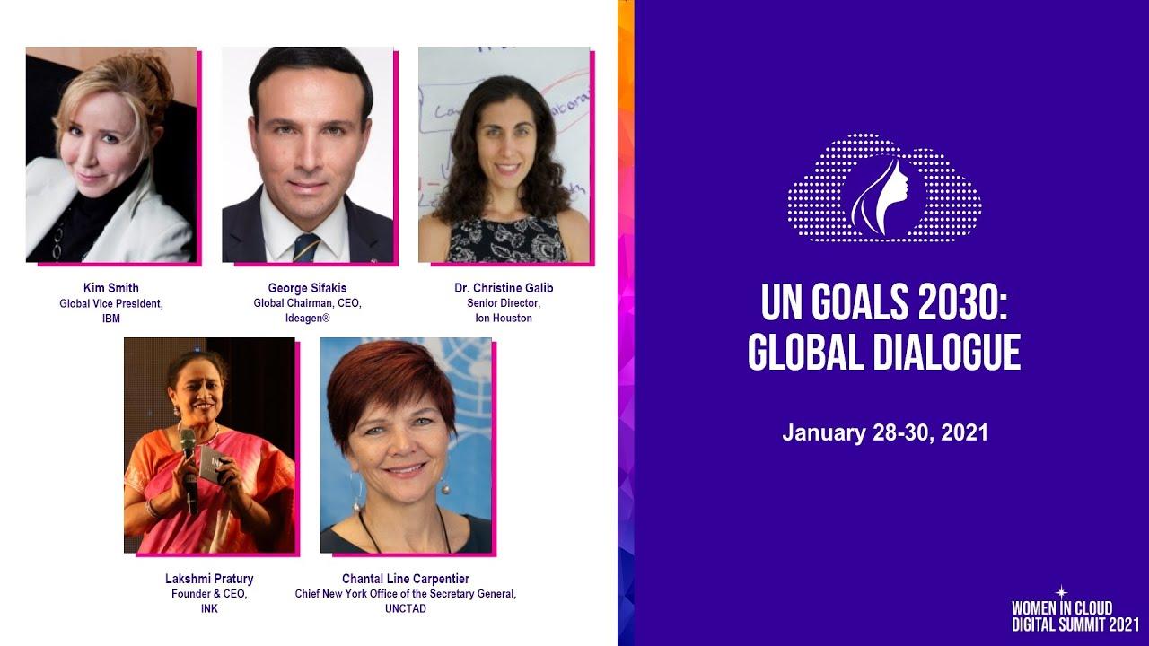 UN Goals Power Panel