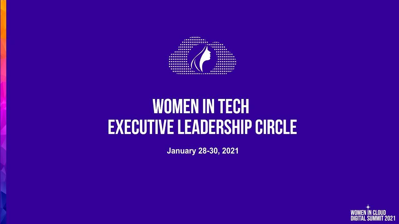 Women in Tech Power Panel