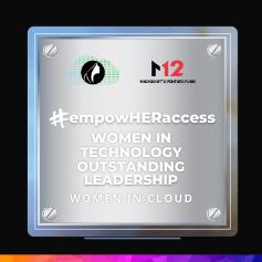 Women in Technology Outstanding Leadership