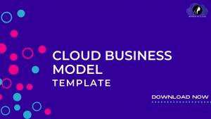 WiC Cloud Business Model Template