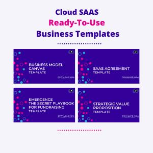 WiC Cloud SAAS Business Templates