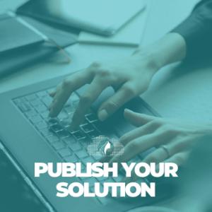 Publish your Solution