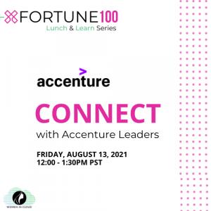 #WICxFortune100 featuring Accenture