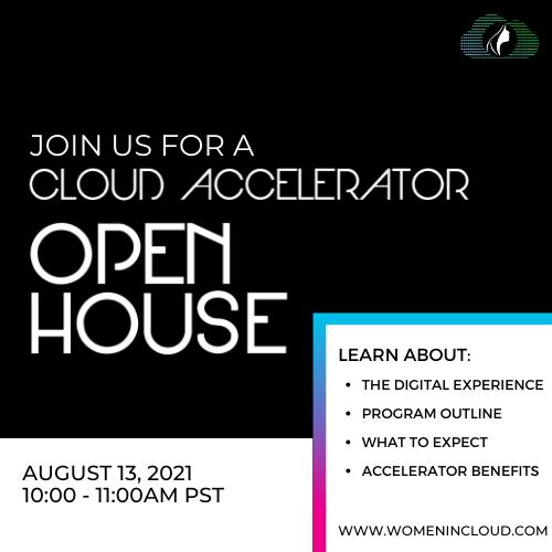 Open House 6.0 Cloud Accelerator